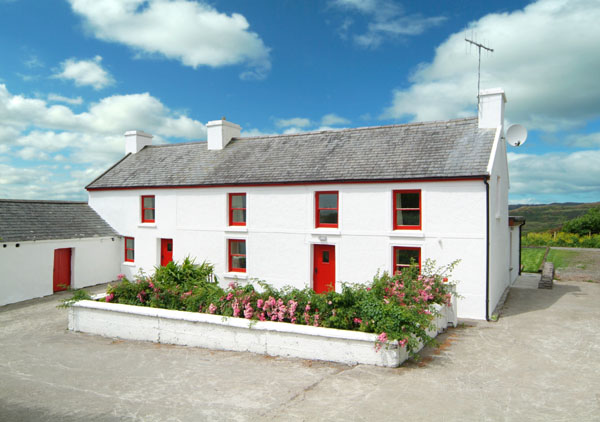 connemara cottage cottages catering coast mannions holiday ireland self homepage home